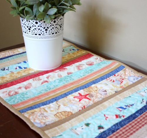 Sewing Table Runners