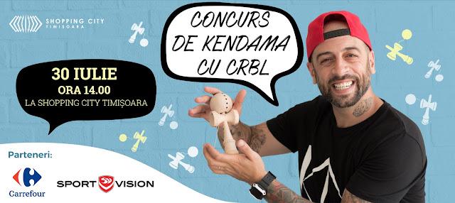 CRBL jurat la concurs inedit de kendama la Timisoara