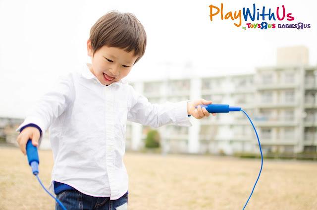 enfants et jeux d'extérieur