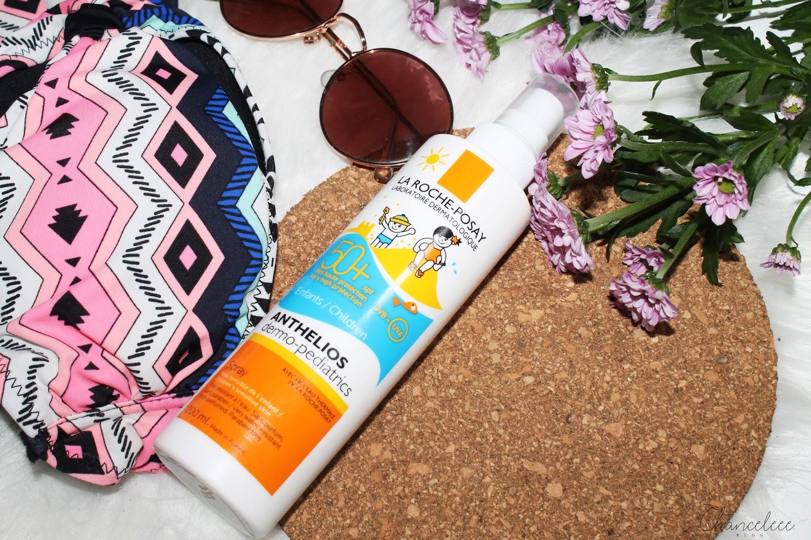 La Roche-Posay Anthelios Dermo-Pediatrics spray SPF50 – ochrona przeciwsłoneczna nie tylko dla dzieci
