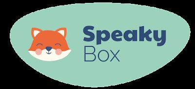 Logo de la box Speaky Box