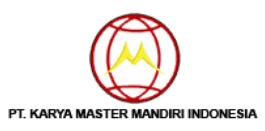 Lowongan Kerja PT Karya Master Mandiri Indonesia