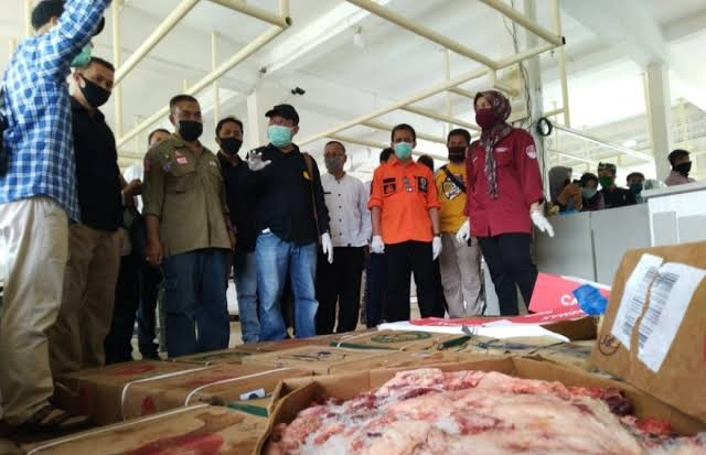 Daging Sapi di Pasar Tasikmalaya Dipastikan Bebas dari Babi