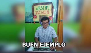 PROFESOR TRADUCE CLASES SIN COBRAR PARA NIÑOS DE ZONAS RURALES EN LAMBAYEQUE