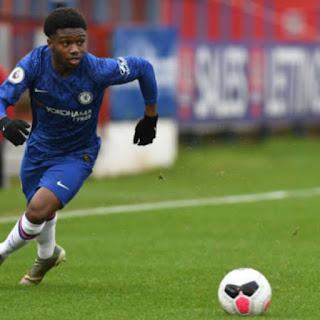 Former Chelsea youngster Lamptey earns England U21 call-up