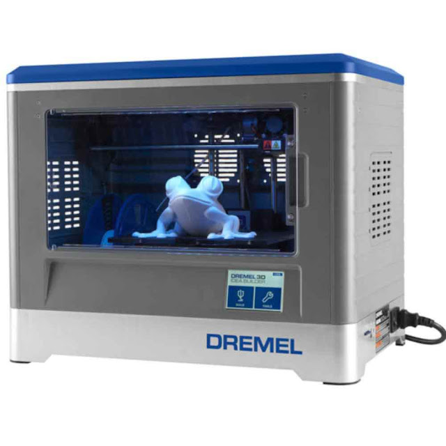 Dremel Digilab 3D20 3D printer - best 3D printer