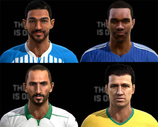 PES 2013 Facepack V.27 By Pablobyk