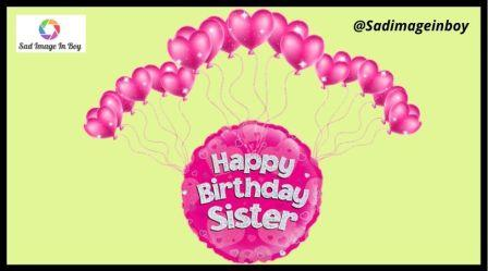Happy Birthday Sister Images | happy birthday spiritual images for her, happy birthday little brother meme, sister birthday poems