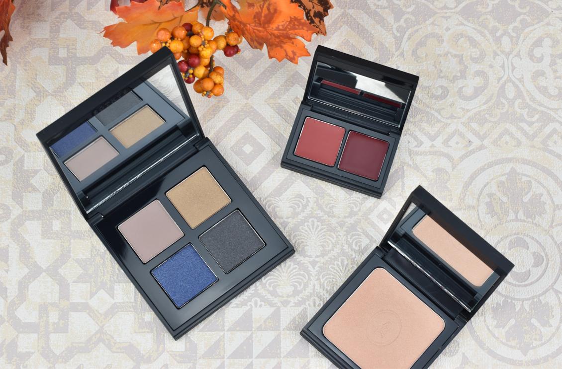 SOTHYS Box Herbst-Edition & Make-Up Kollektion Lidschatten Lippenstift Highlighter