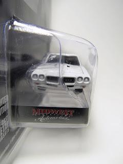 GreenLight The Crow Pontiac GTO