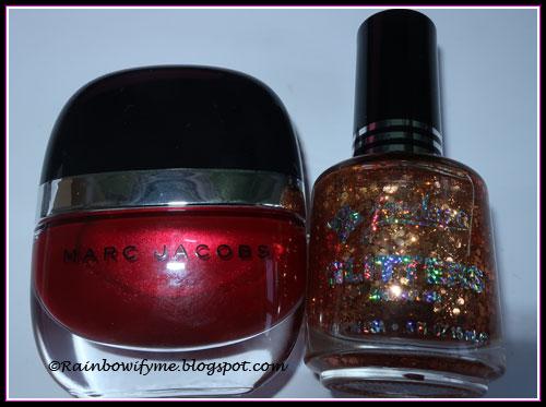 Marc Jacobs: Desire and Jordana: Copper Blaze