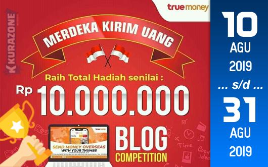 Kompetisi Blog - TMI & TDB Berhadiah Total Uang Tunai 10 Juta Rupiah