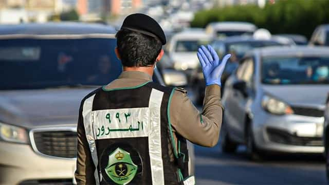 Auto Monitoring on violations of Non-Compliance with Road lanes from Tomorrow, Know the Fine of it - Saudi-Expatriates.com