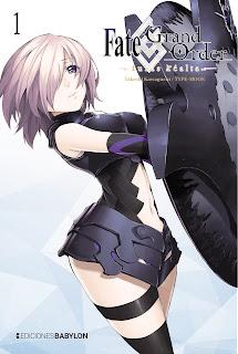 Fate/Grand Order ~turas réalta~.