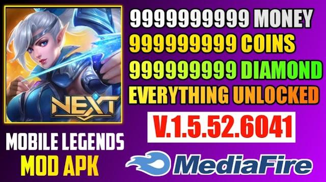 Mobile Legend new Apk New  Unlimited Money 2021