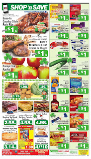 ⭐ Shop n Save Ad 3/21/19 ✅ Shop n Save Weekly Ad March 21 2019