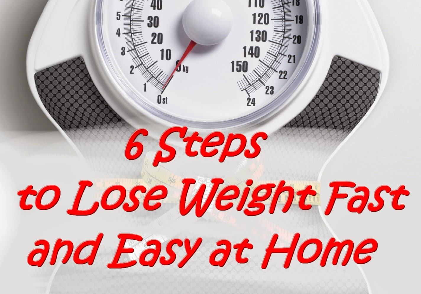 how to lose weight fast and easy naturally