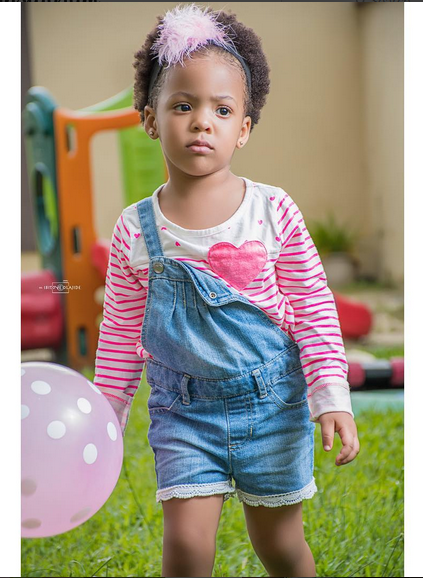 Flavour-Anna-Ebiere-daughter-second-birthday