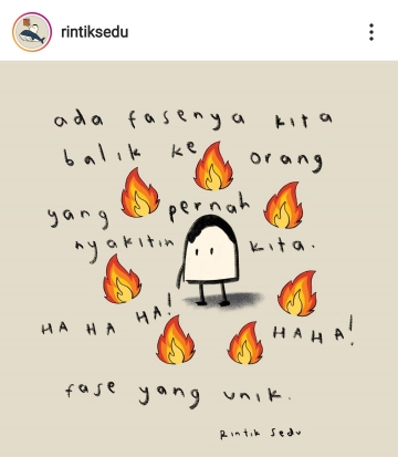 Akun Instagram Quotes Bahasa Indonesia Happening