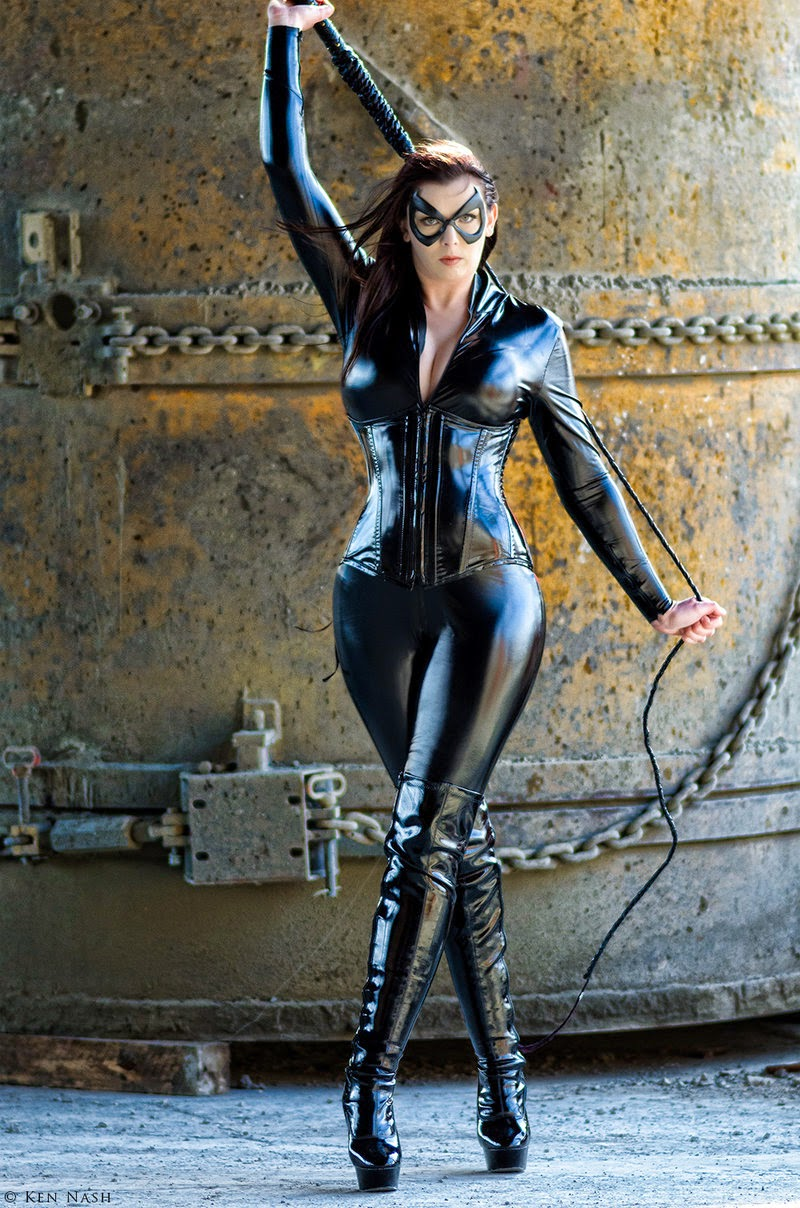 Catwoman on the Prowl