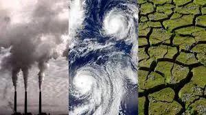EL CAMBIO CLIMÁTICO PROVOCARA EL FIN DE LA HUMANIDAD EN EL AÑO 2050.