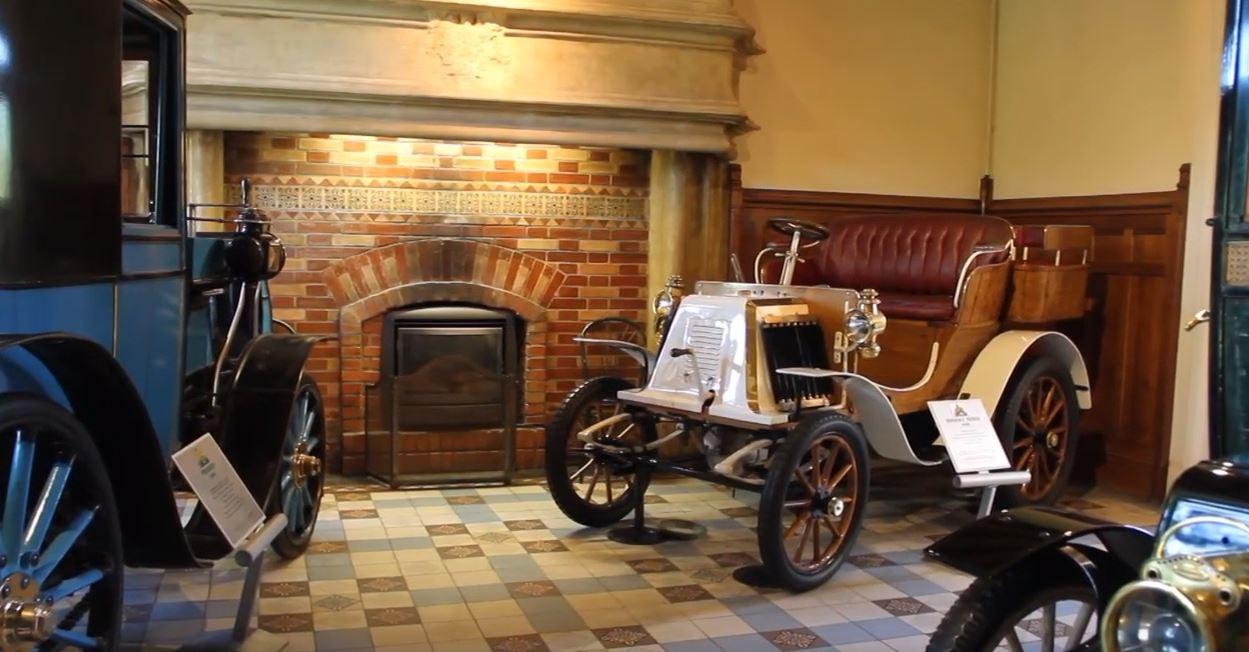 Musée de l'automobile Malartre à Rochetaillée-sur-Saöne