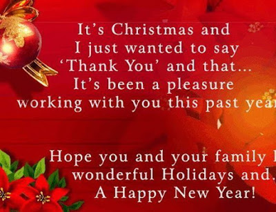 New Year Card Messages
