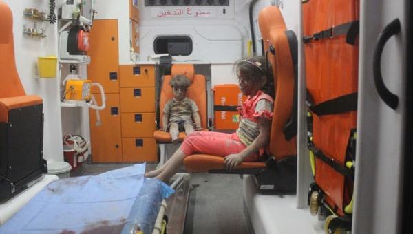 """Unicef pide """"empatía"""" hacia todos los niños de Siria"""
