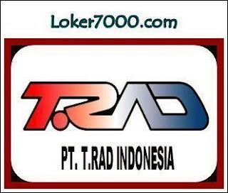 Lowongan Kerja Operator PT TRAD Indonesia Cikarang 2020