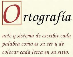reglas de ortofrafia