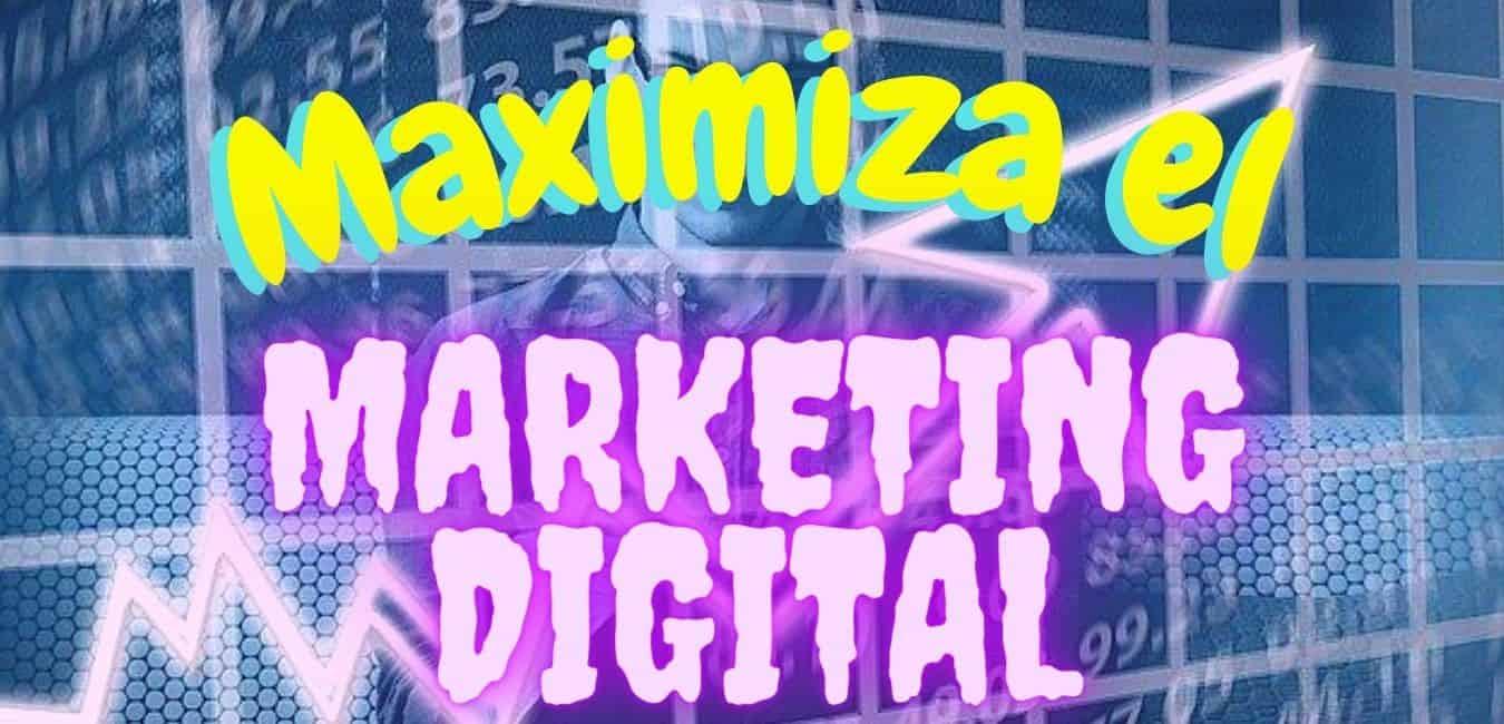 HERRAMIENTAS Para MAXIMIZAR La Efectividad y Eficiencia Del Marketing Digital