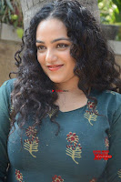 Nithya Menon promotes her latest movie in Green Tight Dress ~  Exclusive Galleries 005.jpg