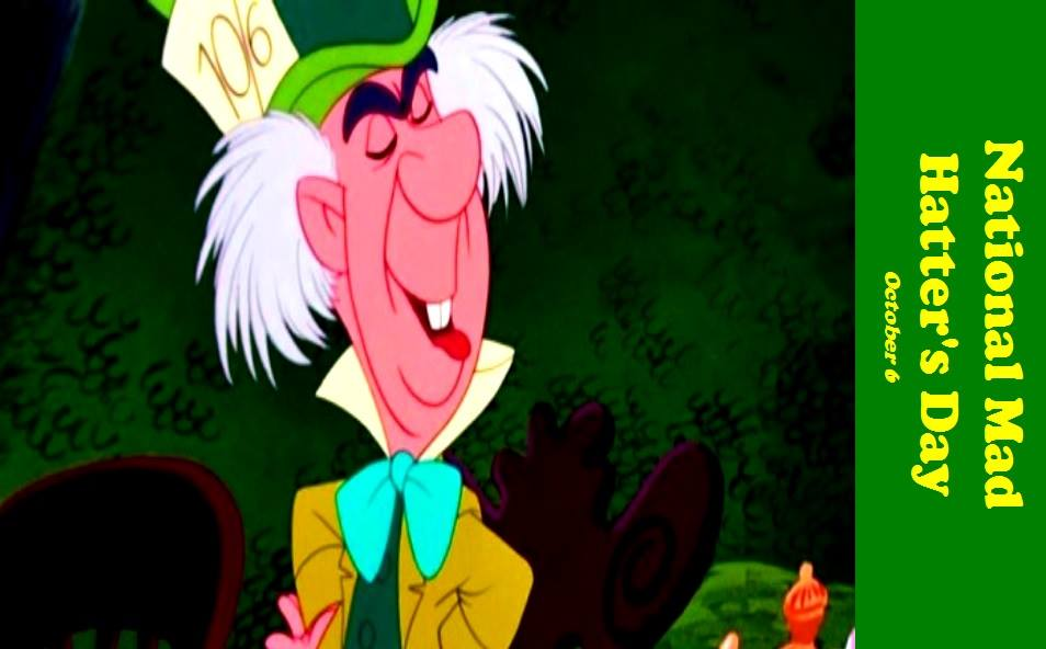 National Mad Hatter Day Wishes Images download