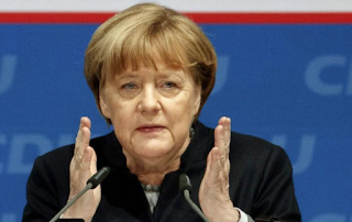 Angel Merkel Opponents Record Biggest Rise In Popularity In Polling Company's Histor