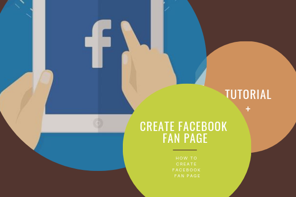 Facebook Fan Page Create<br/>