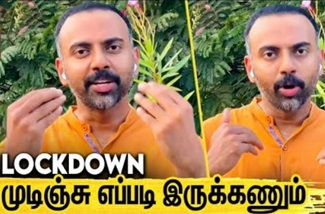 Dr. Ashwin Vijay Latest Video | Post lockdown