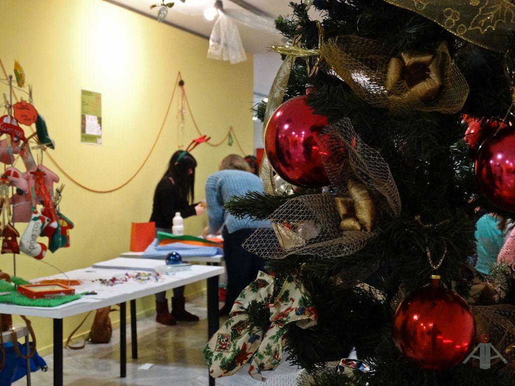 Ένα χριστουγεννιάτικο χωριό θα στηθεί φέτος στην Τούμπα
