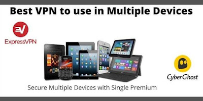 Which VPN You Can Use In Multiple Devices?