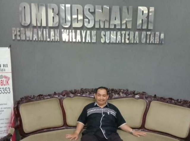 Kakanwil Kemenkumham Sumut Terancam Dipanggil Paksa Usai Panggilan Pertama Ombudsman RI Tidak Datang