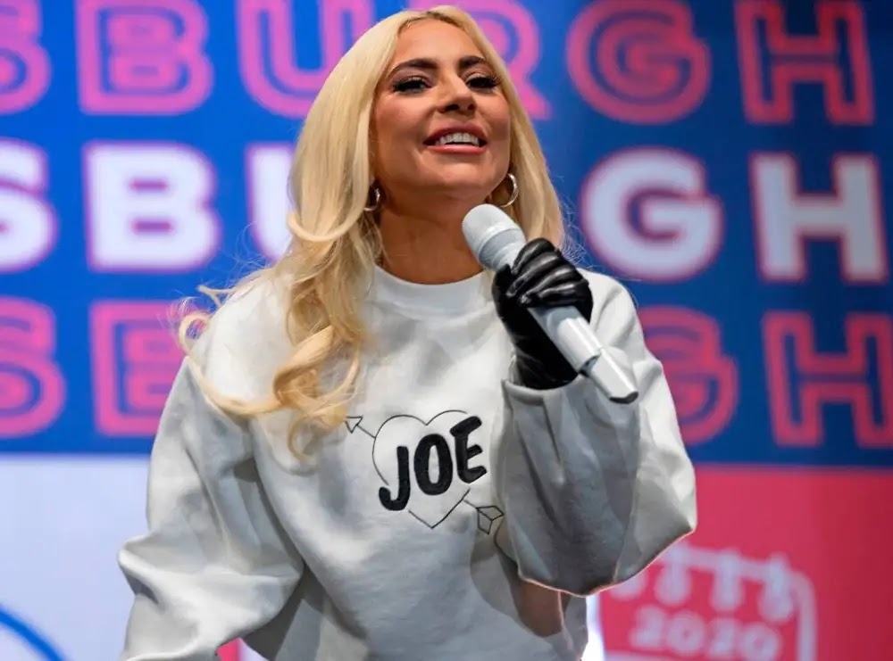Lady Gaga comments on choosing to participate in Biden's inauguration
