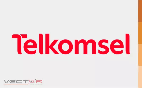 Logo Baru Telkomsel (2021) - Download Vector File AI (Adobe Illustrator)