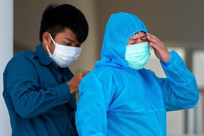 Bệnh nhân 418 tử vong sau 4 lần âm tính với SARS-CoV-2