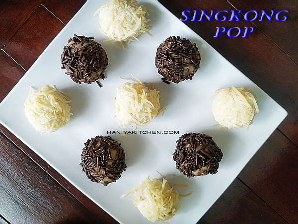 Mengolah Singkong Jadi Jajanan Mewah | Singkong Pop