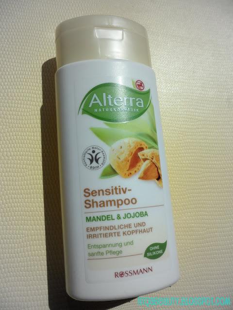 Włosy :: Łagodny szampon migdały i jojoba Alterra