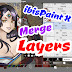 How to Merge Layers in ibisPaint X