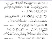 Bacaan bilal tarawih 11 rakaat