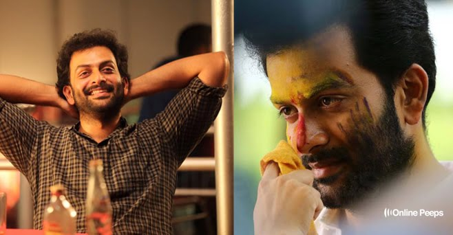 No More Immatured Characters And Romantic Campus Hero : Prithviraj Sukumaran