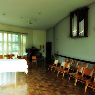 Capela da Escola Superior de Teologia, São Leopoldo