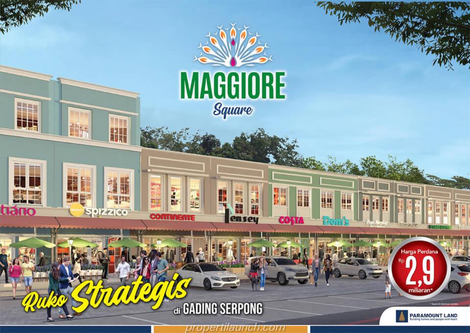 Ruko Maggiore Square Gading Serpong