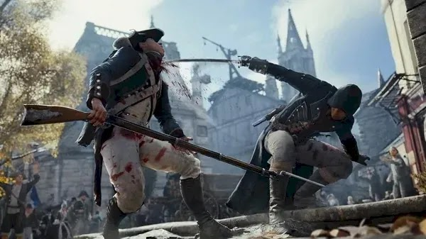 Sequence List of the Assassin's Creed Unity